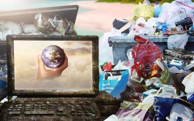 Klimakiller Internet Ist das Internet umweltfreundlicher als gedruckte Medien?