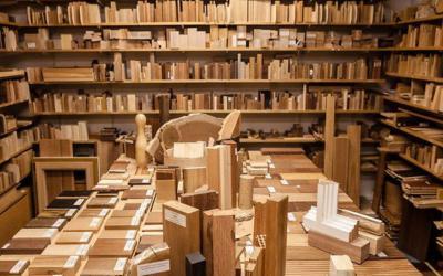 Papier aus illegalem Holzeinschlag Den Tätern auf der Spur