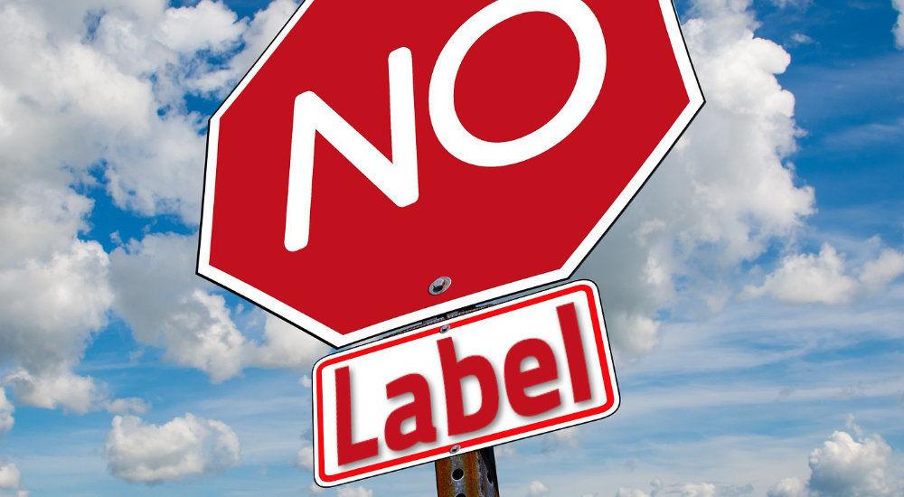 No-Label, Umweltlabel