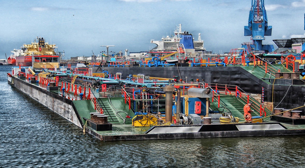 Hafen Rotterdam