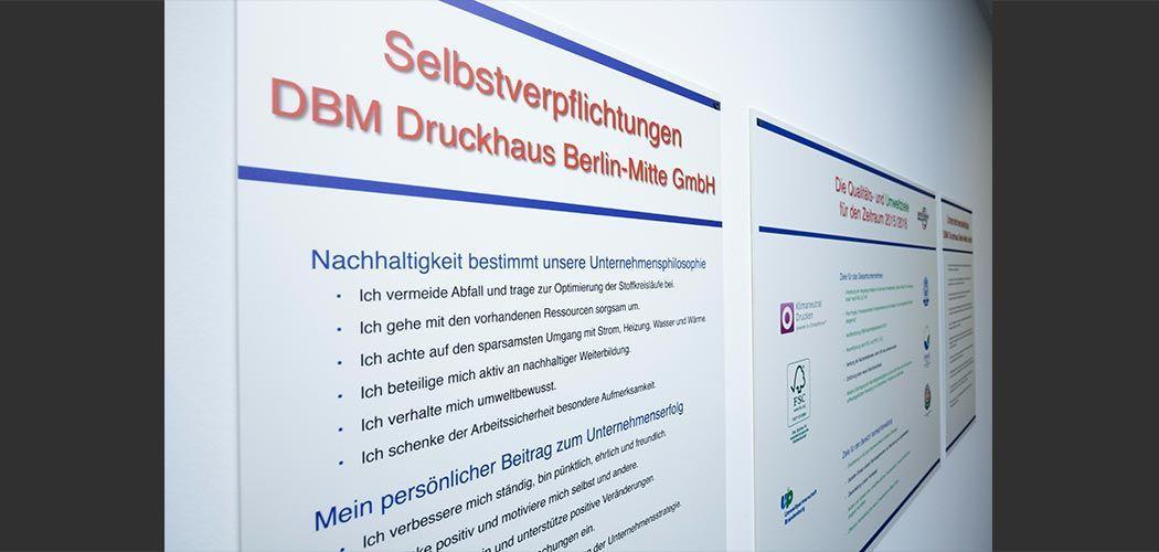 Umweltliste Druckhaus Berlin Mitte