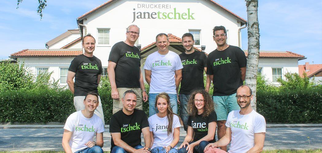 Umweltteam Druckerei Janetschek