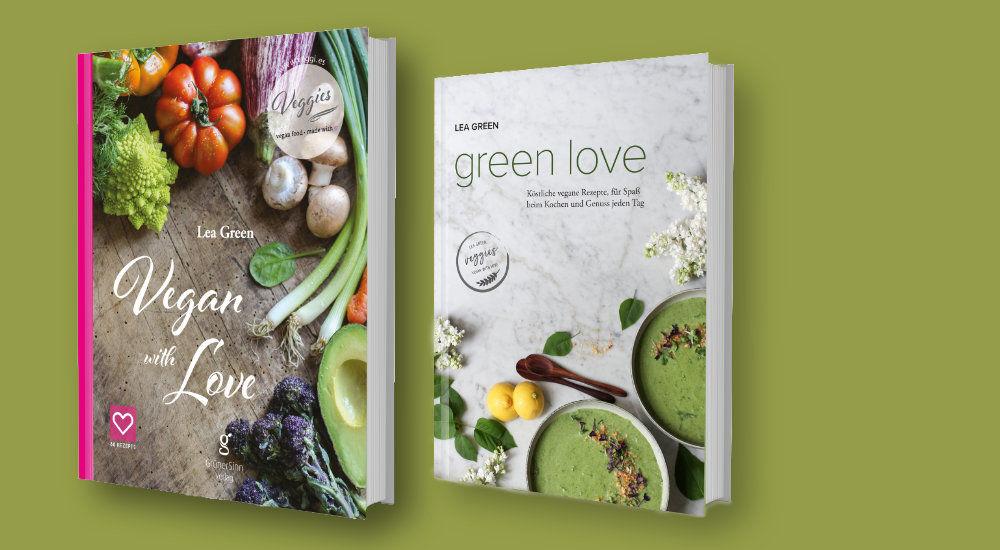 Bücher der Autorin Lea Green