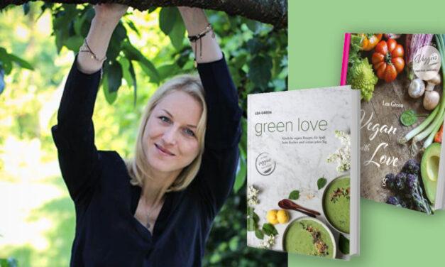 Vegan Drucken: Kochbuch von Lea Green