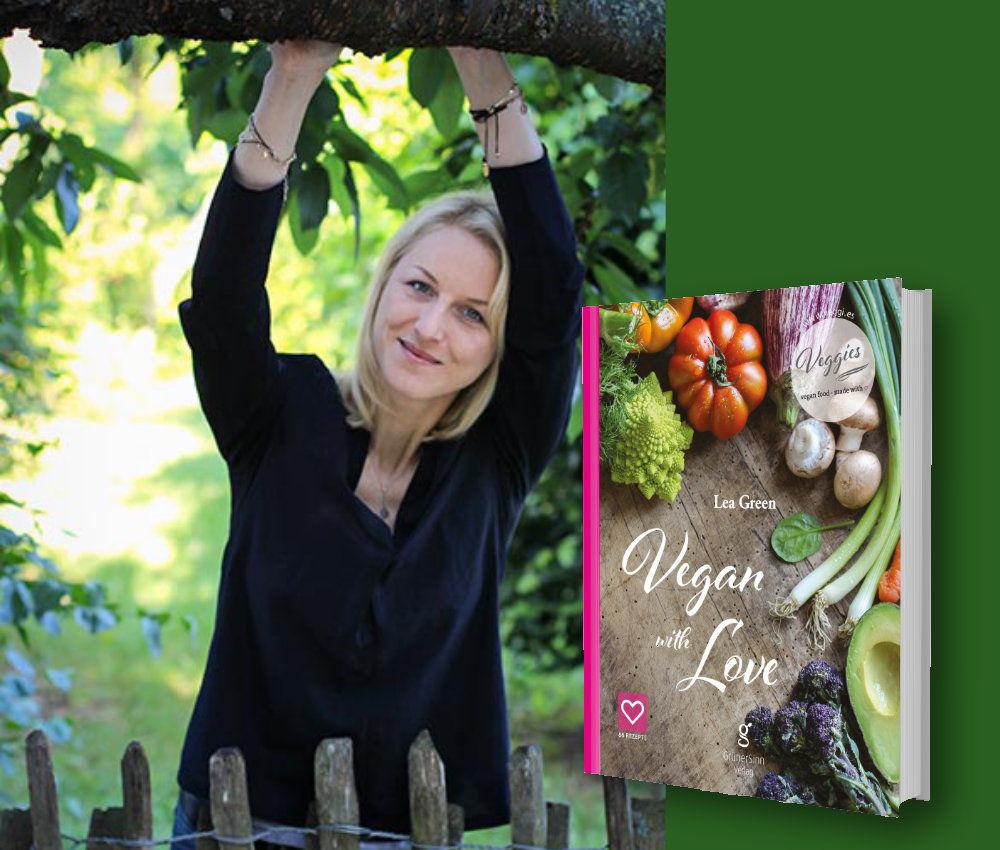 Lea Green, veganes Kochbuch