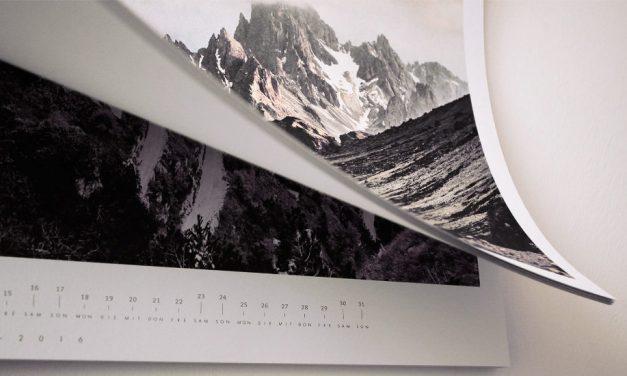 Wandkalender, Altpapier