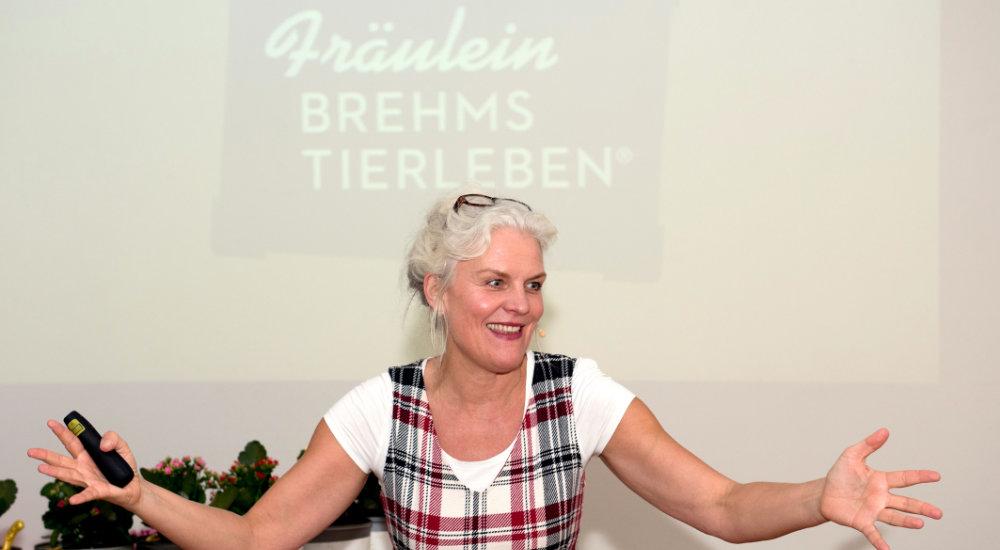 Fräulein Brehms Tierlieben. Regenwürmer