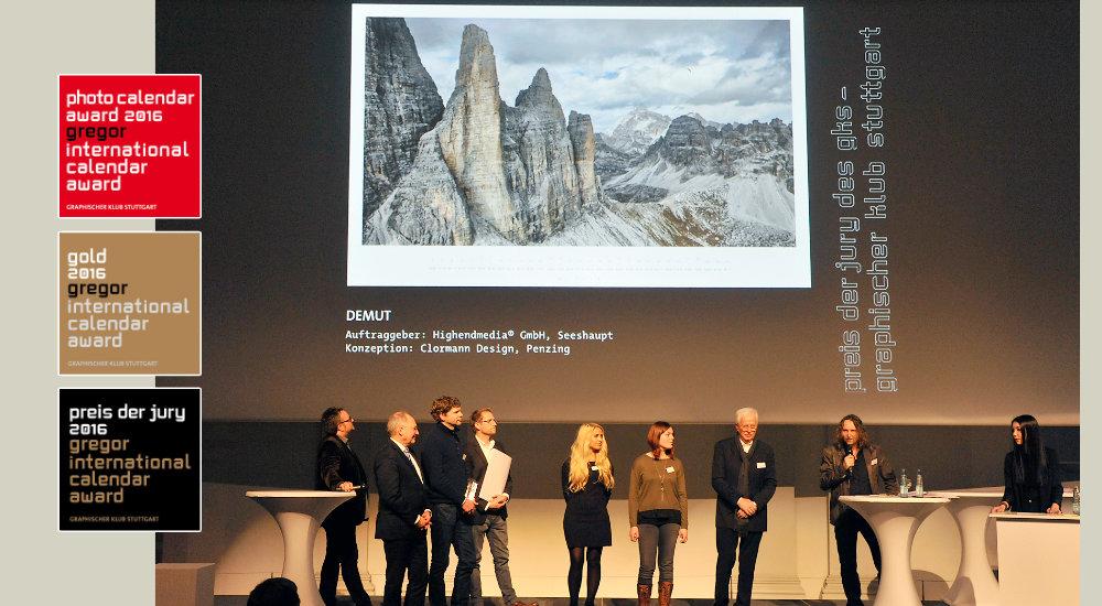 Gregor Kalender Award Blauer Engel