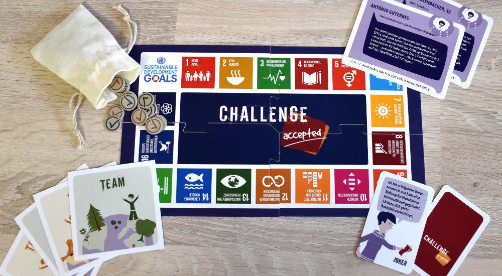 Spiel CHALLENGE accepted!