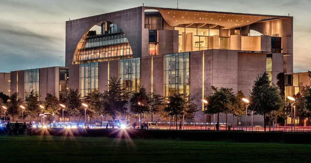 Berlin, Hauptstadt europäischer Nachhaltkgieit