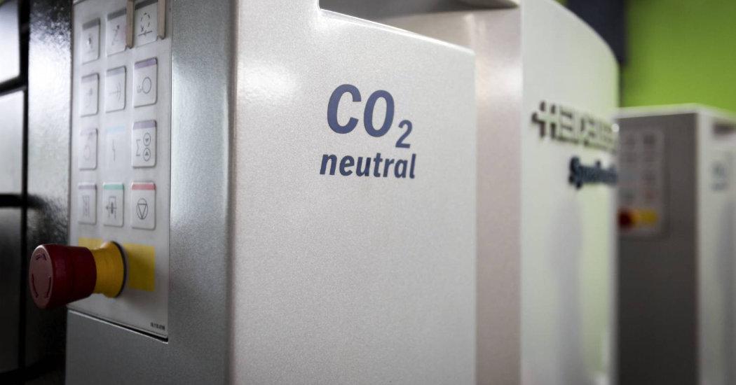 Moderne, umweltfreundliche Druckmaschinen Kern GmbH