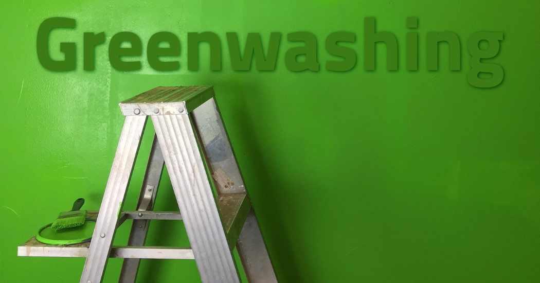 Greenwashing in der Druckbranche