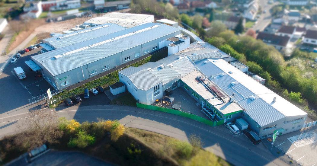 Produktionsgebäude Kern GmbH