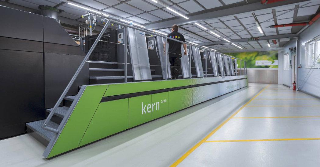 Moderne Druckmaschinen, Kern GmbH