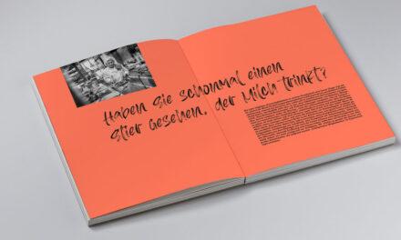 <p><span style='font-size:18px;'>Das SchickiMicki-Kochbuch</span> <br />Haben Sie schonmal einen Stier gesehen, der Milch trinkt?</span></p>