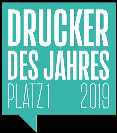 Druckerei des Jahres: Kern GmbH