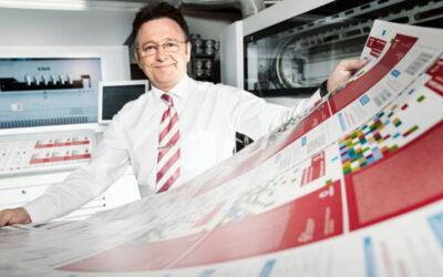 Druckstudio GmbH, Düsseldorf Innovation trifft Qualität und Nachhaltigkeit