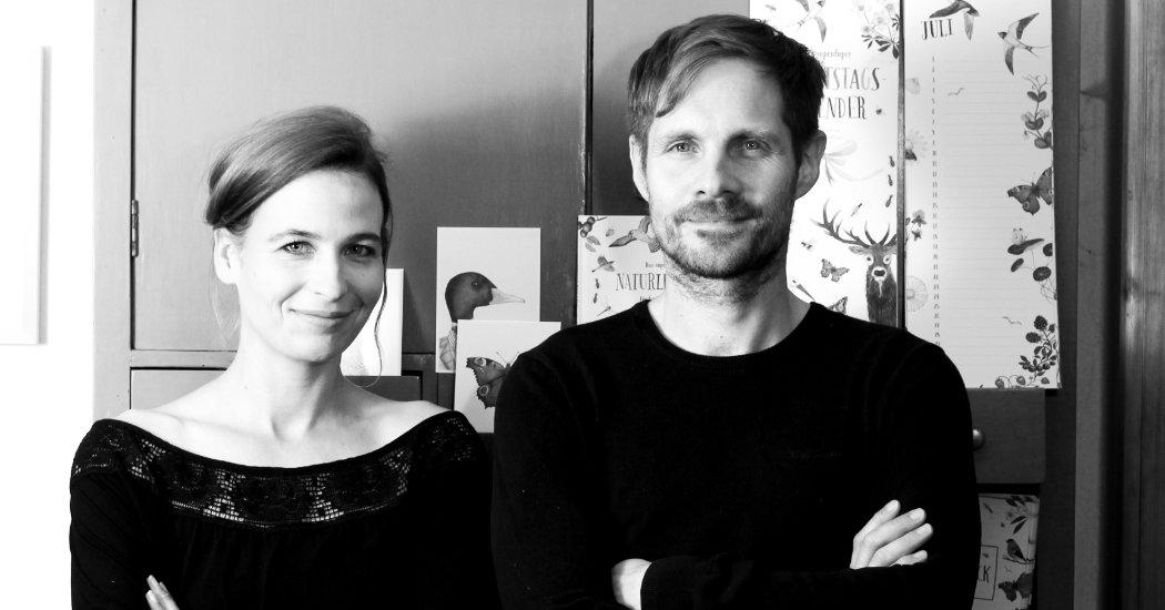 Brigitta Baldrian und Harald Hackel