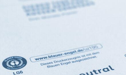<p><span style='font-size:18px;'>Blauer Engel: Dynamischer Umweltschutz</span> <br />Warum der Blaue Engel Flügel verleiht!</span></p>