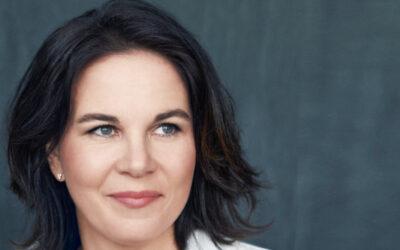Rückblick aus dem Jahr 2029 52,1 Prozent: Kanzlerin Annalena Baerbock geht in dritte Amtszeit*