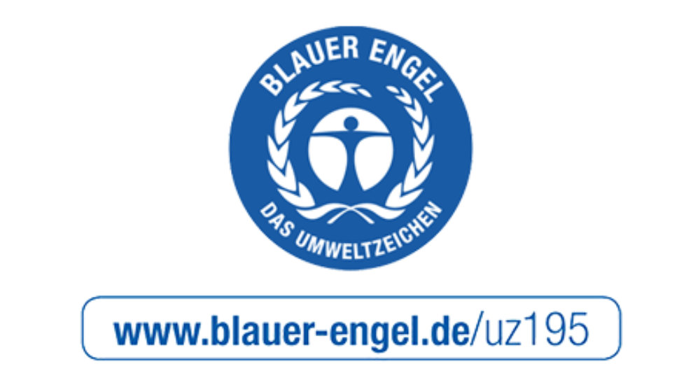 Blauer Engel DE-UZ 195