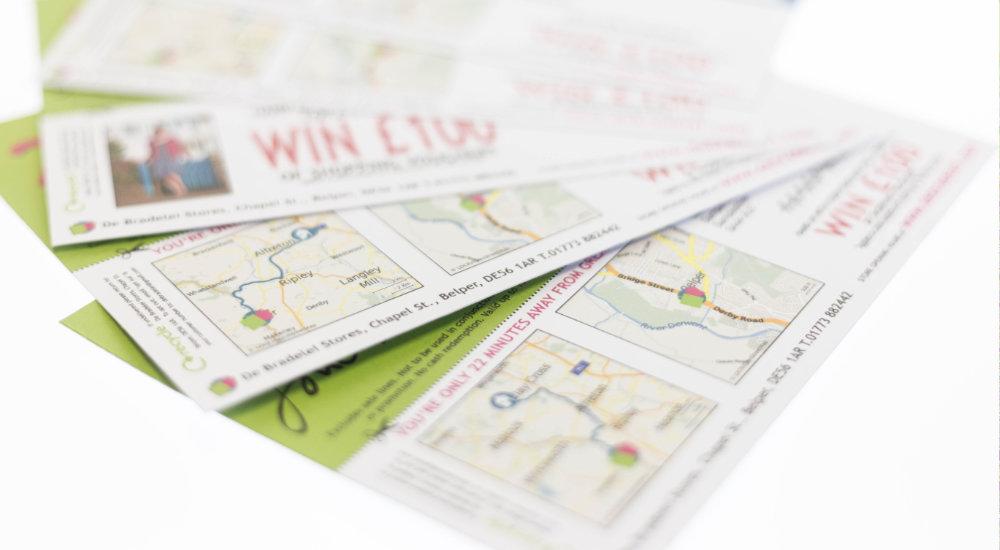 Geodaten-Marketing, Karte