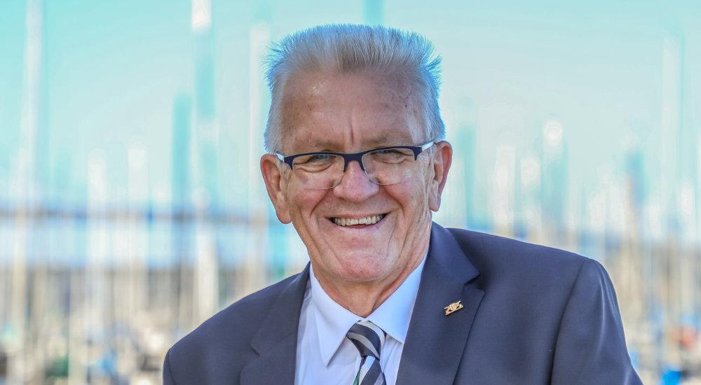Kretschmann, Ministerpräsident BW Grüne