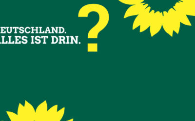 Bundestagswahl 2021 Was passiert, wenn die Grünen (mit)regieren?