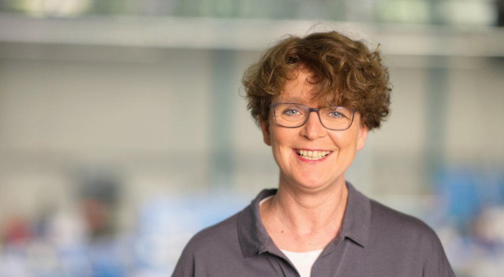 Danica Lind, Geschäftsführerin Industriedruck Brandenburg GmbH