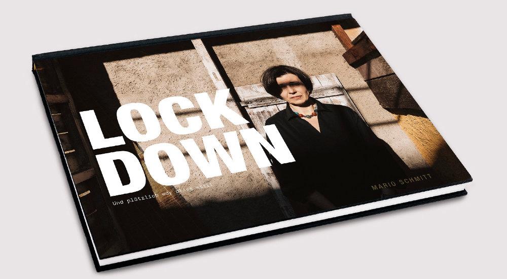 Bildband Lockdown, Würzburg