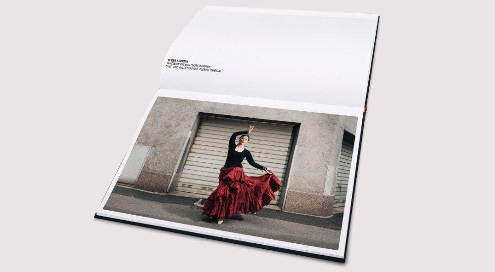 Bildband Lockdown, gedruckt bei Bonitasprint GmbH