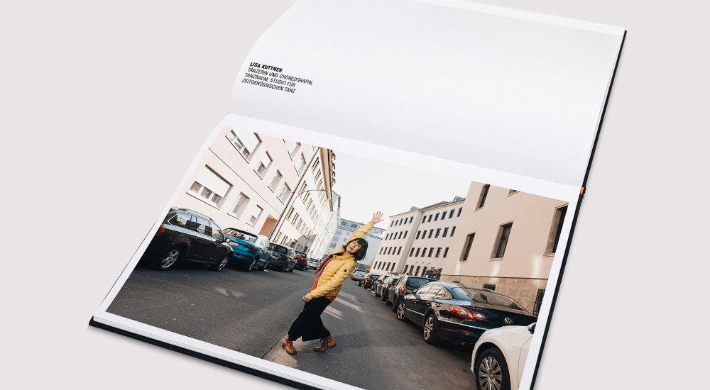 Bildband Lockdown, Würzburg, gedruckt bei bonitasprint gmbh
