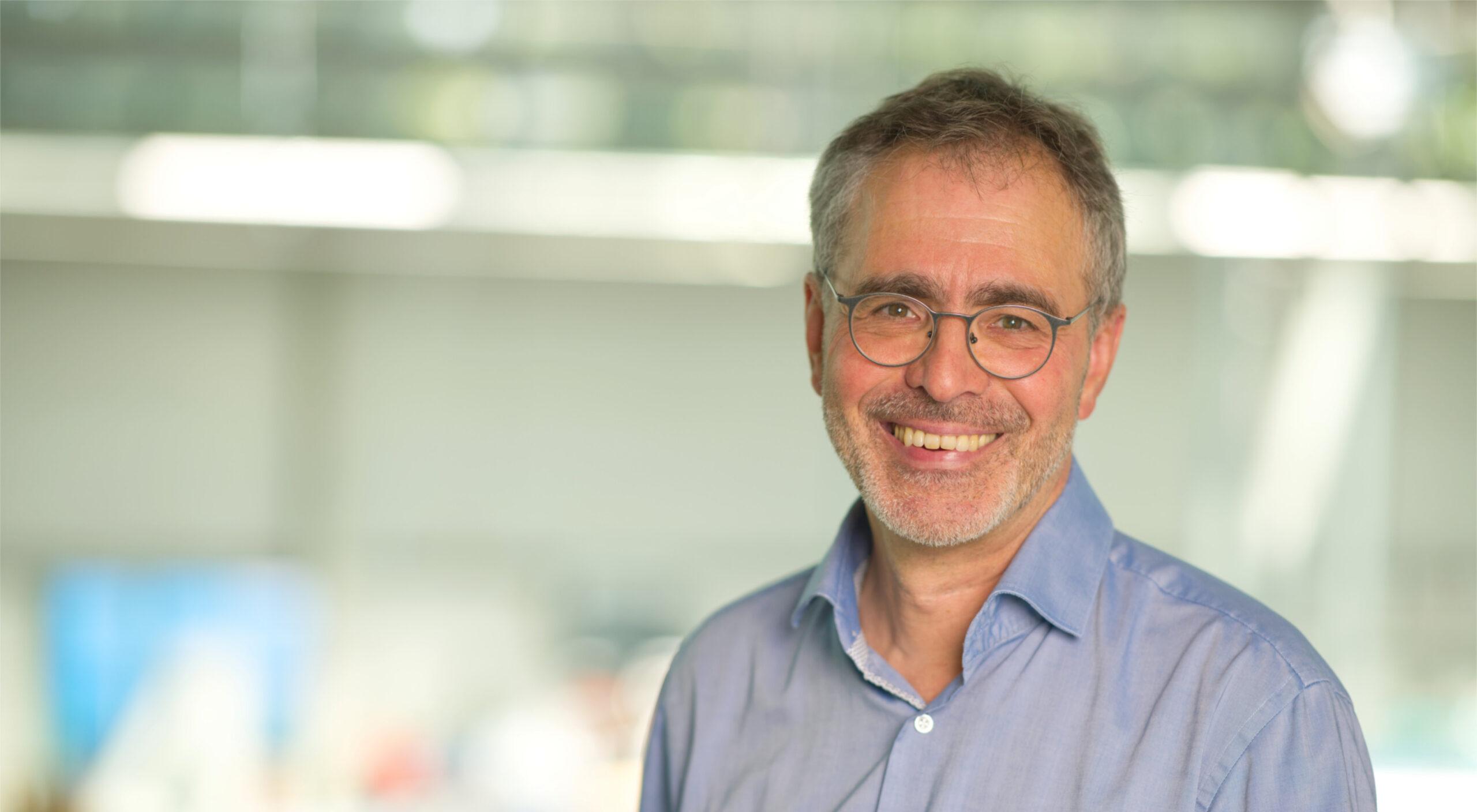 Martin Lind, Geschäftsführer Industriedruck Brandenburg GmbH