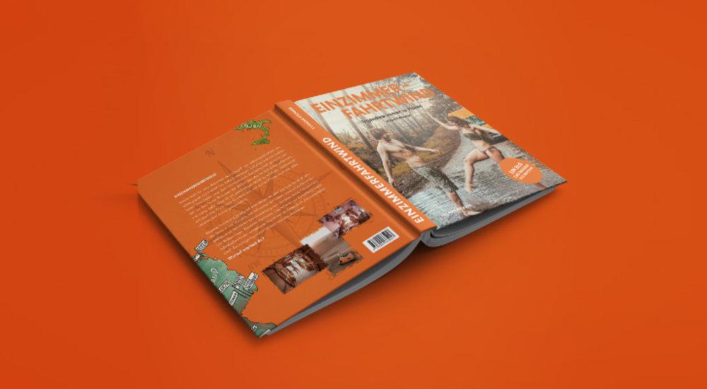 Nachhaltig gedrucktes Buch, Einzimmerfahrtwind