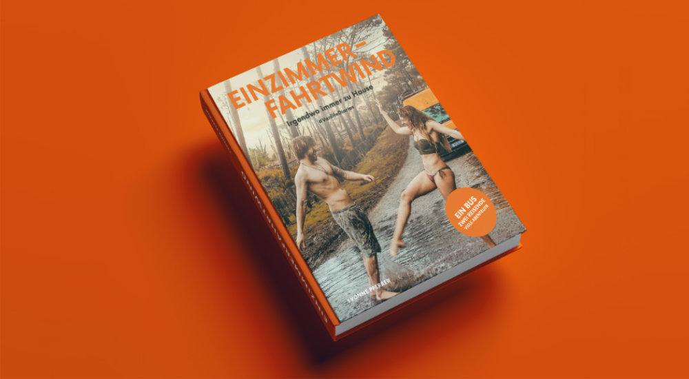Nachhaltig. Gedruckt. Bestseller! Blauer Engel auf Europatour