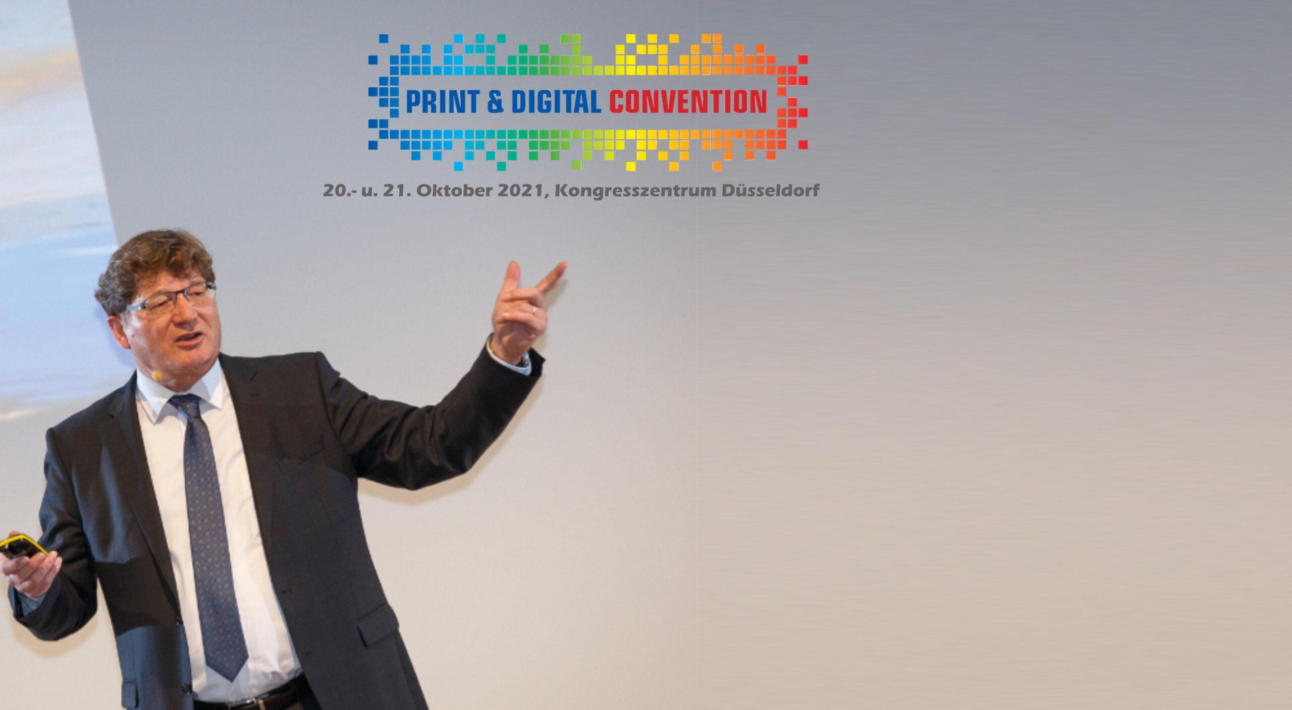 Gerhard Märtterer, Digitaldruckexperte