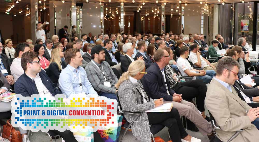 UmDEX auf der PRINT & DIGITAL CONVENTION Lobbyismus für die Nachhaltige Medienproduktion