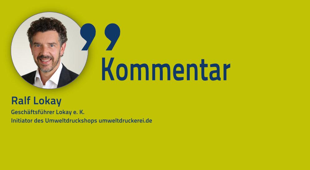 Ralf Lokay, Druckerei Lokay
