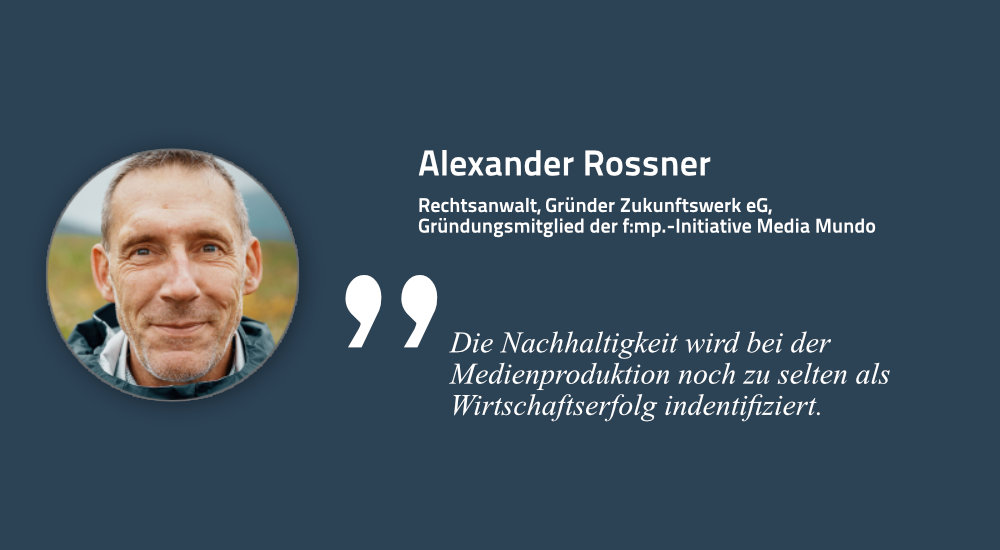 Alexander Rossner, Kongess Print & Digital Convention