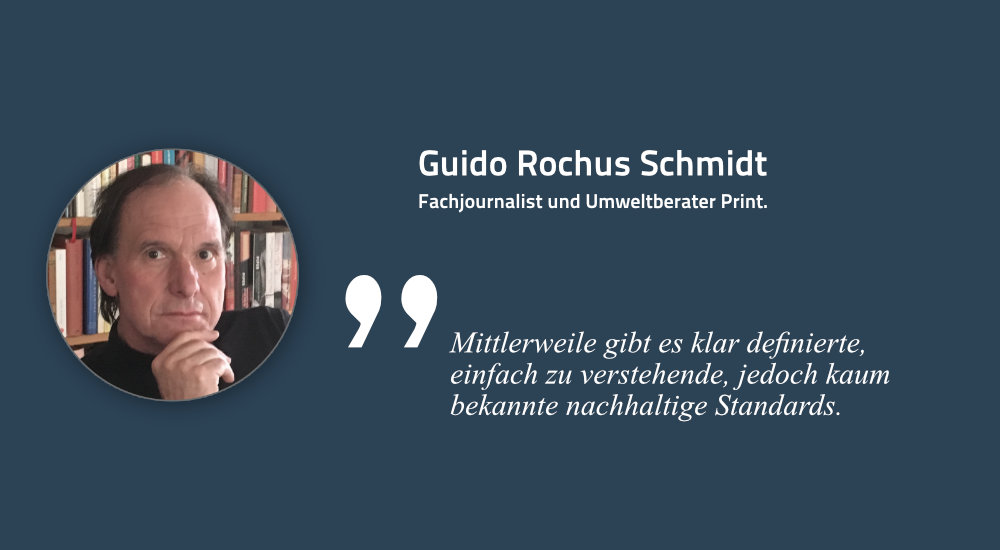 Vortrag Guido Rochus Schmidt, Print & Digital Convention