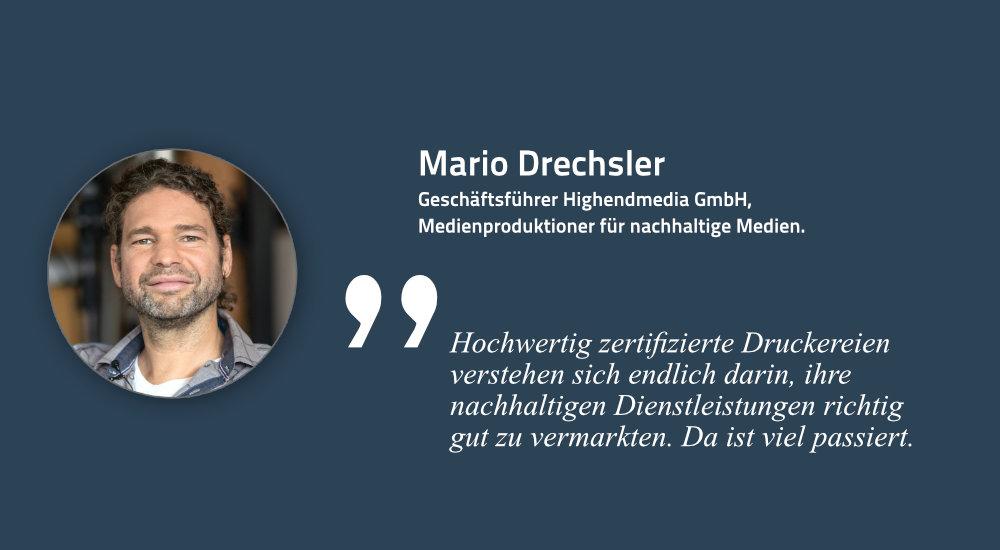 Print & Digital Convention 2021, Kongress, Mario Drechsler