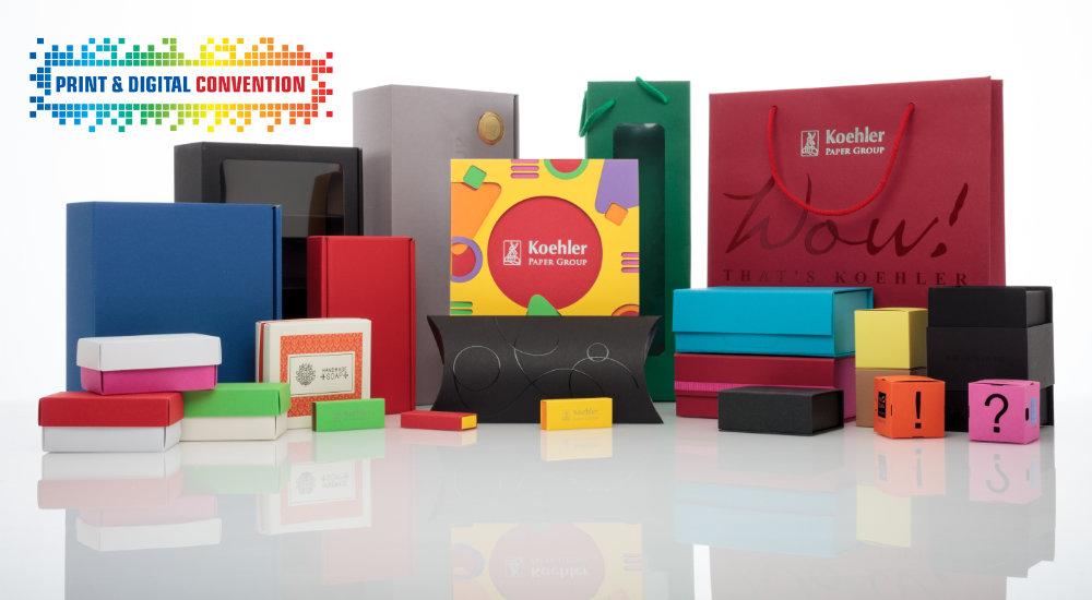 Verpackungen, nachhaltig, Koehler Paper