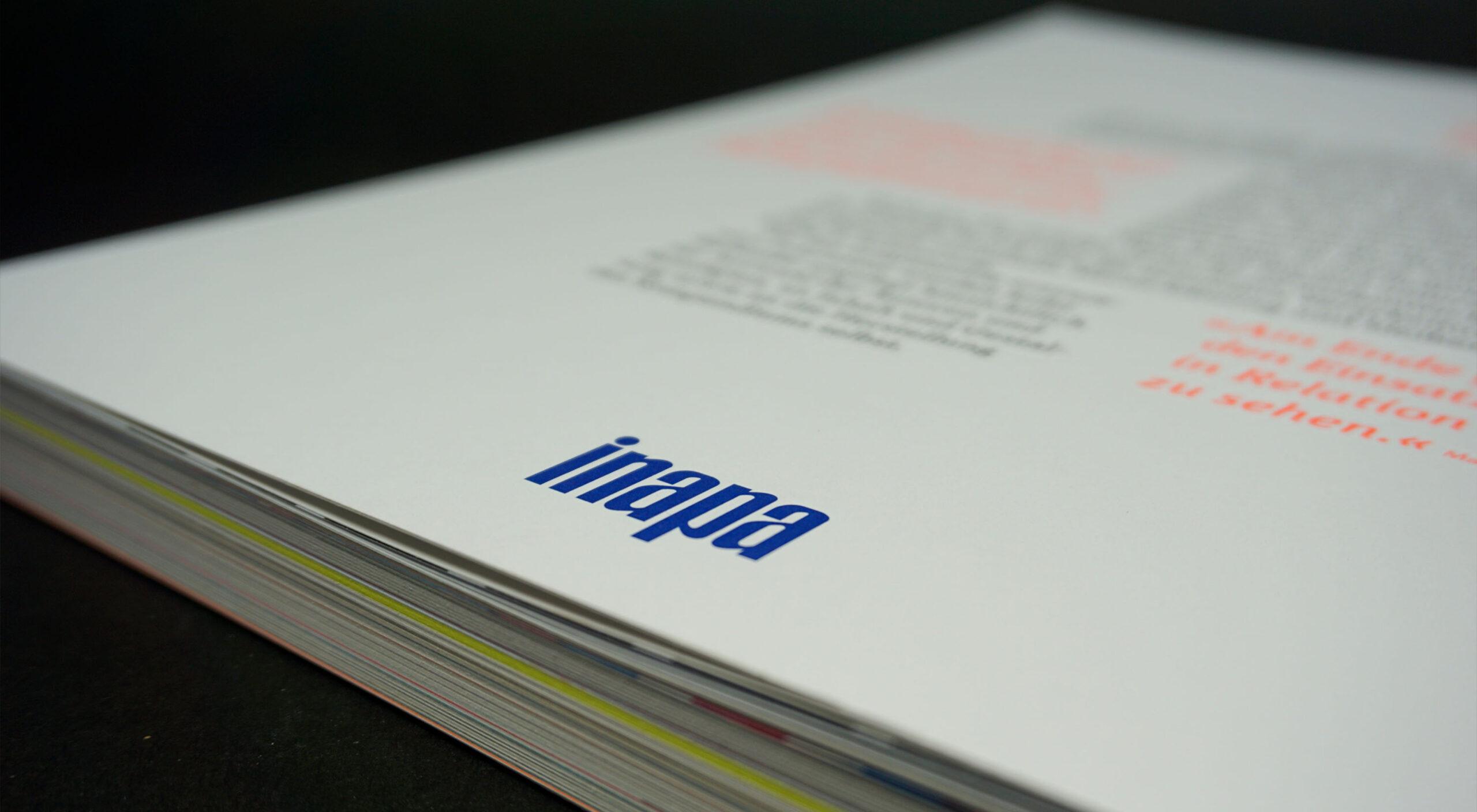Inapa, nachhaltige Papiere